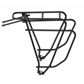 Tubus Logo evo Rack 26/28, black